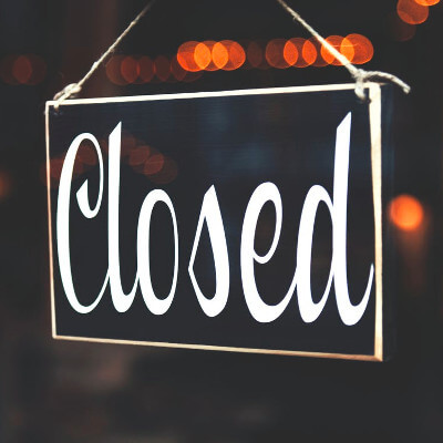 summer closure of your business